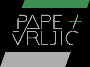 Pape+Vrljic Logo